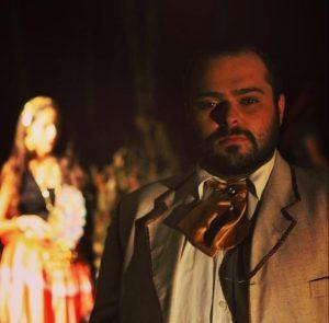 Marcelo Iazzetti  Ator se destacou no musical Esmeralda com músicas de Fábio Jr.