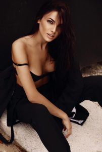 Modelo Tainah Cavalcantti
