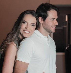 Carlos Manfrim e Heloíse Dall'Ago